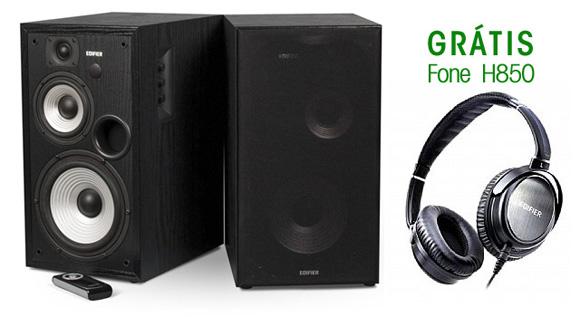 Caixa de som amplificada Edifier R2700 (par)