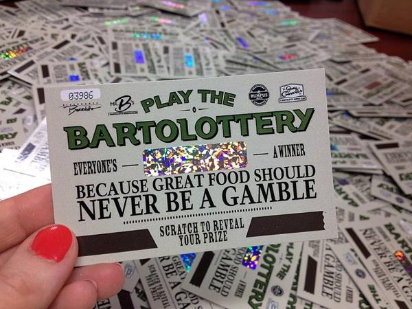 Play the Bartolottery