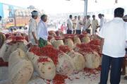 Guntur Chilli Market