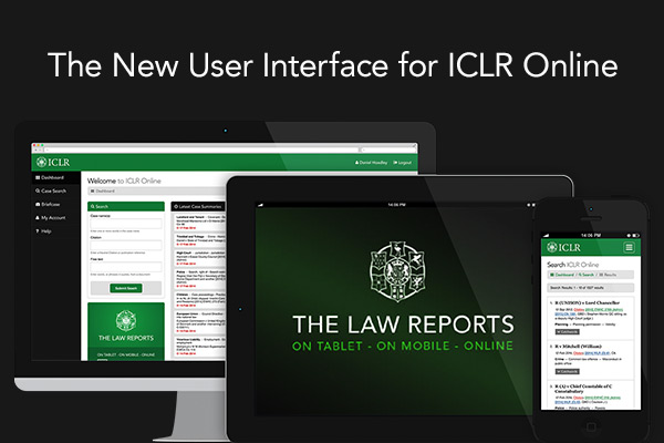 The New User Interface for ICLR Online