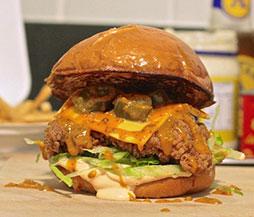 Gourmet Burger Pop-Up