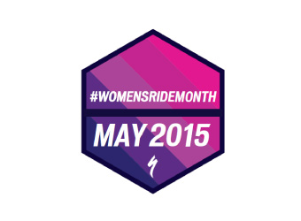Specialized Women's Ride Month Logo