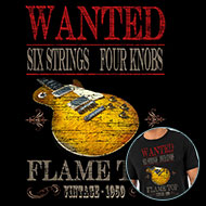 Tribut Apparel - Flame Top Tee