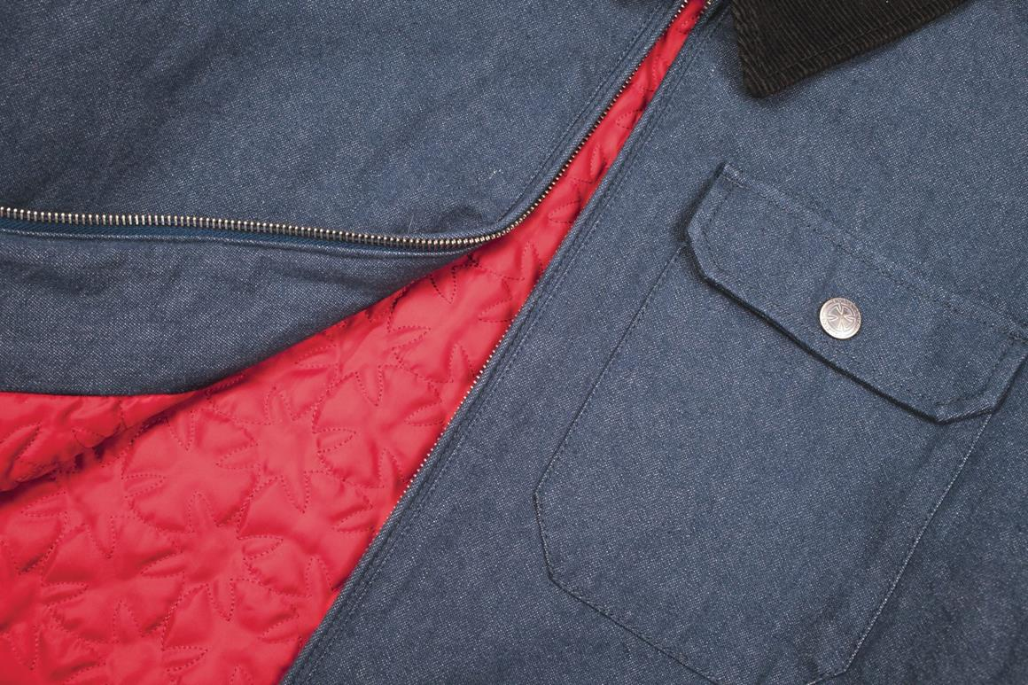Suspension Jacket
