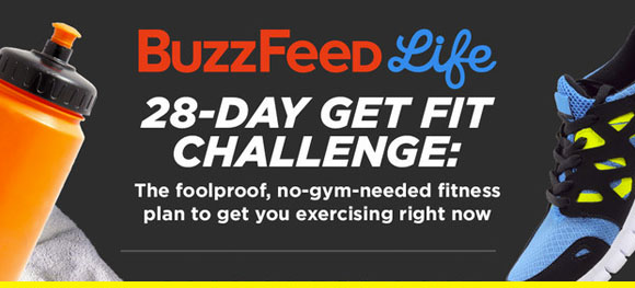 the Get Fit Challenge