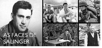 As faces de Salinger