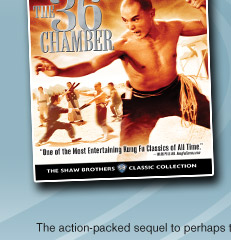 Return to the 36th Chamber DVD