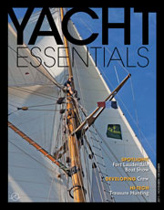 Yacht Essentials for Owners Captains and Crew - November / December 2011 Issue