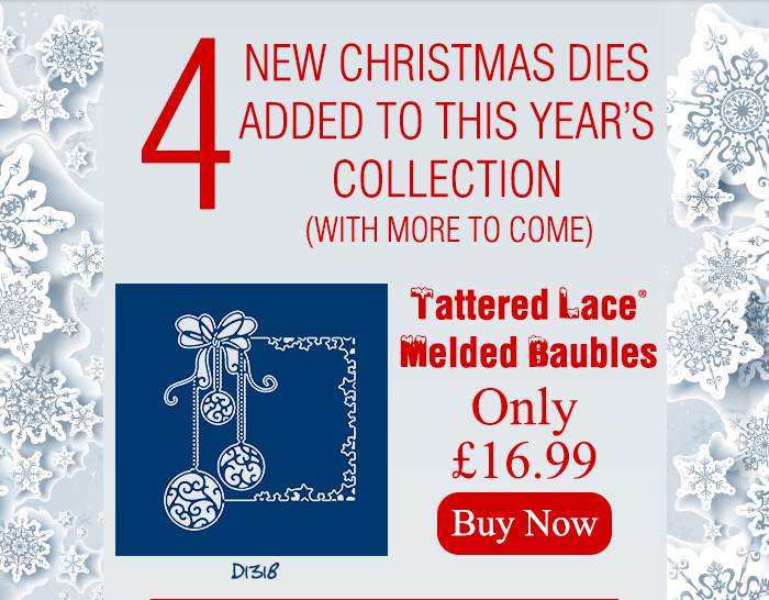 4 NEW Christmas Dies OUT NOW!